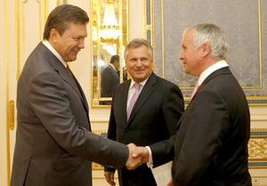 Янукович заявил, что реформы по интеграции Украины в ЕС -  это не дань моде на Европу