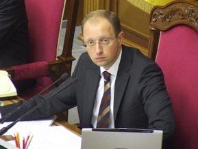 Яценюк обвинил нунсовцев в предательстве