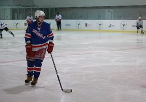 Любительский хоккей