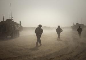 Афганский солдат убил американского военного и ранил двух итальянцев