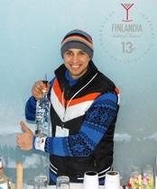 Украинский бармен вошёл в тройку мировых лидеров!