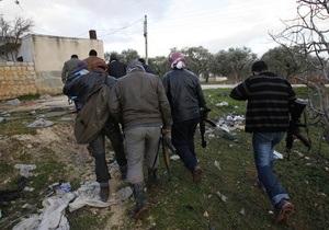 Группа сирийских повстанцев перешла на сторону властей