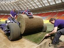 Футбольные специалисты недовольны качеством поля в Лужниках