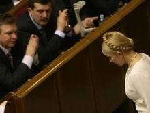 ПР: Если сегодня Тимошенко не станет премьером, формат коалиции изменится