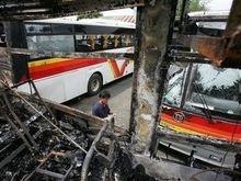 В Аргентине столкнулись шесть автобусов: 1 человек погиб, 90 ранены