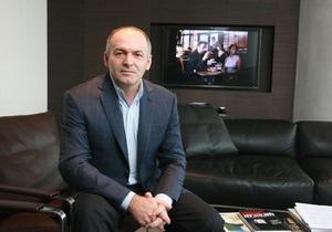 Интервью с Виктором Пинчуком