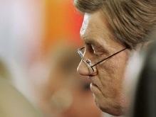 Ющенко прокомментировал заявление Газпрома