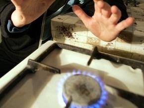 В Геническе 2500 домов были лишены газа