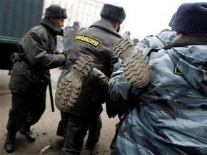 Более 90 человек задержаны в Москве за попытку провести Марш несогласных