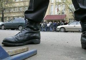 В Киеве налоговики изъяли партию контрафактной косметики на сумму 8 млн гривен