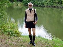 Мужчины Европы борются за право носить юбки