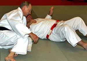 В Сочи Путин откроет турнир по боям без правил