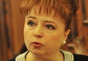 БЮТ: Против Карпачевой возбудили уголовное дело