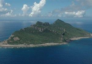 Спорные острова: четыре китайских судна вошли в акваторию архипелага Сенкаку
