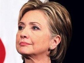 На посту госсекретаря США Хиллари Клинтон совершит первый зарубежный визит в Японию