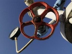 В 2008 году Украина увеличила транзит газа на 3,8%