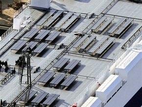 В Японии создали первый в мире грузовой корабль на солнечных батареях