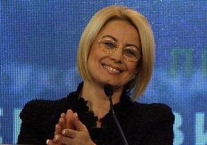 Герман заявила, что она не принадлежит к людям, которым  хорошая власть  дает высокие должности