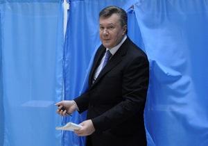 РИА Новости: Стали ли выборы в парламент Украины победой Януковича?