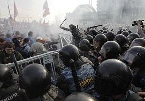 Правозащитники: Массовых беспорядков на Болотной не было