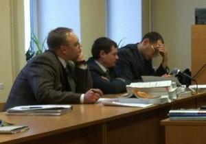 Гособвинение просит суд приговорить Луценко к 4,5 годам лишения свободы
