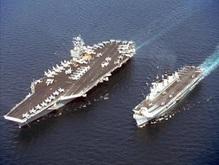 Иранские кaтepa пpoвоциpoвали корабли ВМC CША