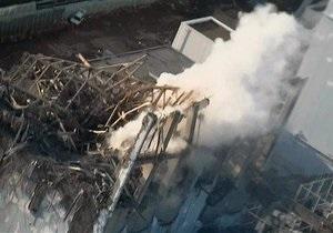 Топливные стержни в первом реакторе Фукусимы-1 расплавились