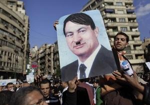 ЕС хочет вернуть властям Египта и Туниса деньги верхушки свергнутых режимов