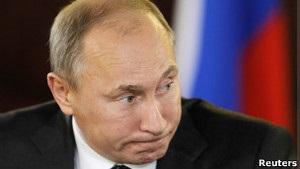 Би-би-си. Путин: бархатные перчатки вместо ежовых рукавиц?