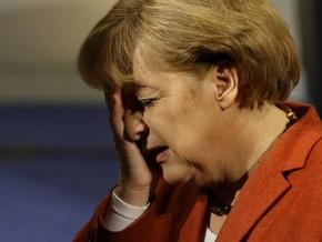 Ангела Меркель покинула базу в Афганистане за 20 минут до ее обстрела
