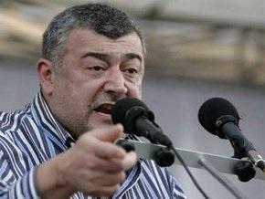 Грузинская оппозиция готова к переговорам с Саакашвили