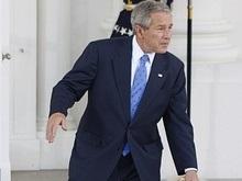 Буш сплясал в ожидании Маккейна