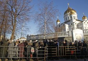 В России за осквернение церкви будут сажать на пять лет