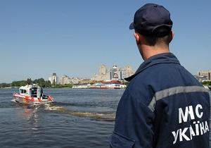 Уровень воды в Днепре возле Киева достиг максимальной отметки за последние 30 лет