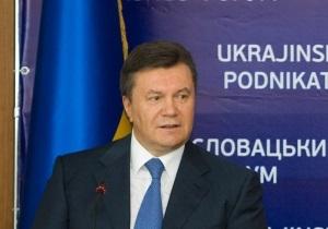 Янукович: В Украине будет применена шоковая терапия при проведении реформ