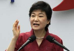 Дочь диктатора Южной Кореи баллотируется в президенты