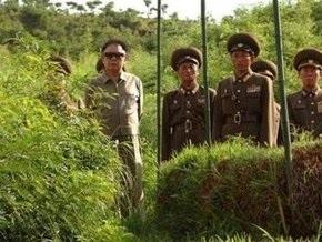 Ким Чен Ир снова появился на публике