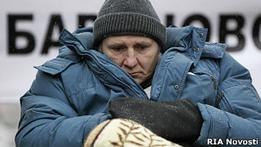 Путин наградил химкинского журналиста Михаила Бекетова