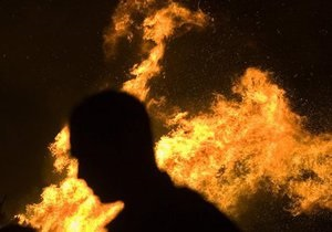 В Киеве из-за нарушения противопожарной безопасности погиб мужчина