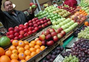 Завтра в Киеве состоятся десять продуктовых ярмарок