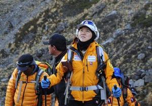 Кореянка стала первой женщиной, покорившей все восьмитысячники