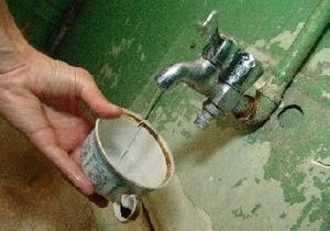 В Хмельницком с 10 сентября нет горячей воды