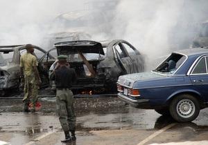 В столице Нигерии в здании ООН прогремел взрыв