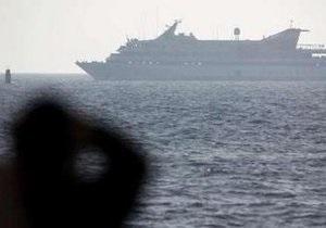 В сектор Газа направляется еще одно судно с гуманитарной помощью