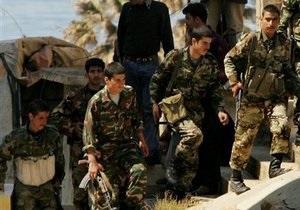 Сирийские СМИ: 40 силовиков погибли, попав в засаду