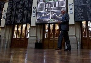 Украинский фондовый рынок начал неделю снижением на фоне роста оптимизма в Европе