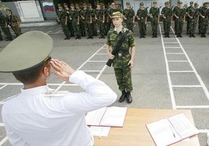 Украина получит список российских солдат, проходящих службу на ее территории