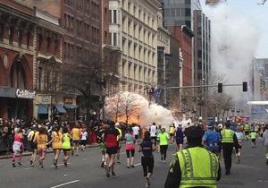 Фотогалерея: Финишная прямая. Теракт во время Бостонского марафона