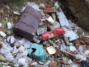 В Житомирской области на мусорной свалке нашли 45 кг ртути