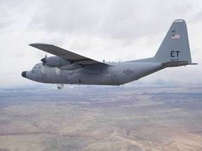 В США во время испытаний лазер воздушного базирования успешно поразил движущуюся цель